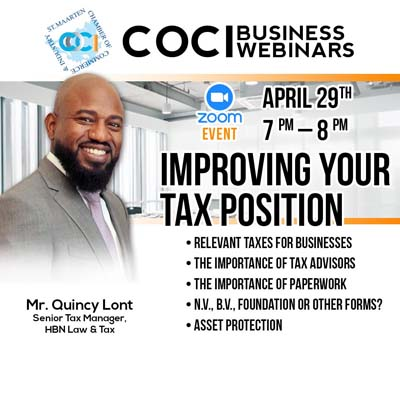 Improving your Tax Position