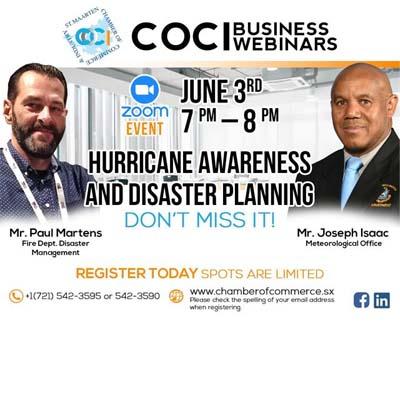 Hurricane Awareness & Disaster Planning