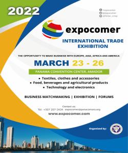 Expocomer - International Trade Exhibition @ Panama Convention Center