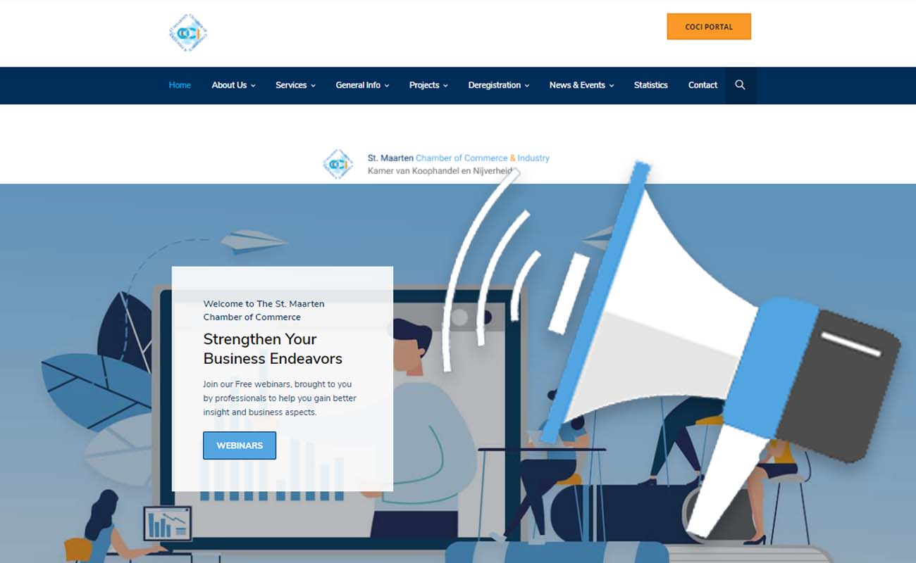 COCI launches NEW WEBSITE