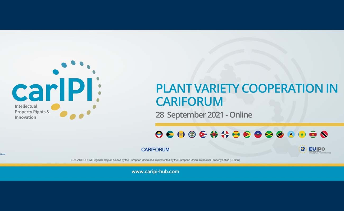 Regional Plant Variety System webinar